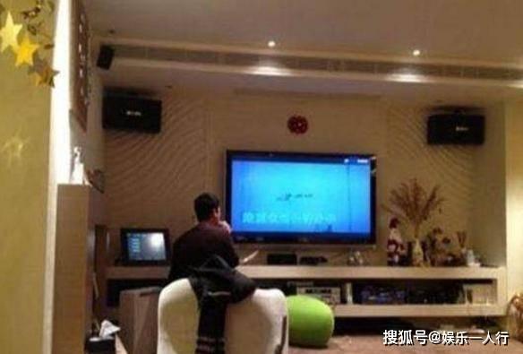 至尊平台观光杨千嬅在香港的豪宅,老公有多宠她?从装