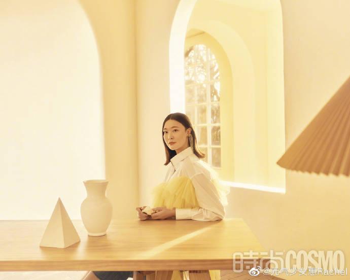 惠若琪宣布怀孕:元气少女升级啦 依然要元气满满