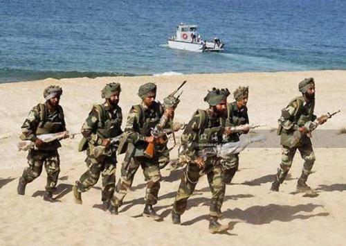 印度军队的联队:与团级作战单位不同,属招募和训练新兵的机构