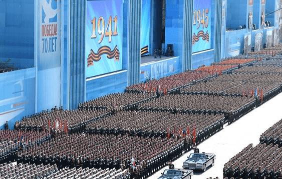 一周集结40个步兵师,3万辆战车,俄罗斯陆军有多强?