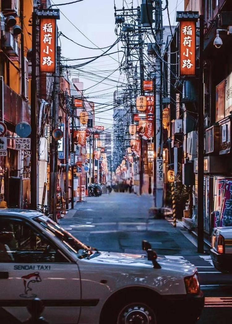 外出旅游去日本京都游玩,感受京都城市文化的独特魅力!