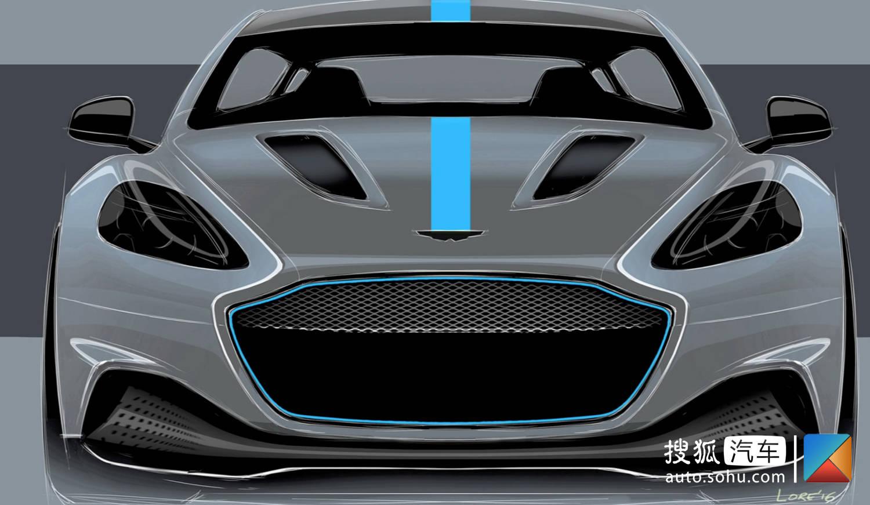 阿斯顿·马丁的新电动汽车预计将于2025年推出