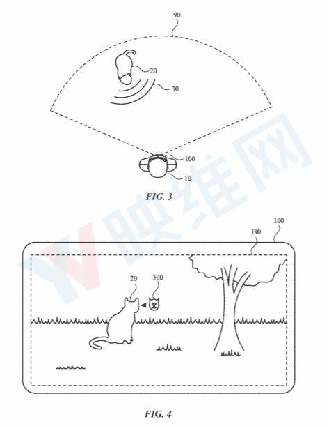 苹果新专利为AR/VR头显提供『光学模块自动清洁』和『定向音频』功能