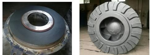金属修补剂修复选矿设备腐蚀磨损