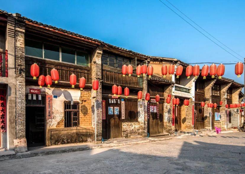 广西最舒适古镇,养在深闺的诗情画意,寻找古老且平淡的时光