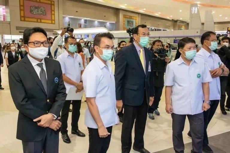 泰国连续1周低于百起!亚航4月复飞,计划3季度开放旅游!