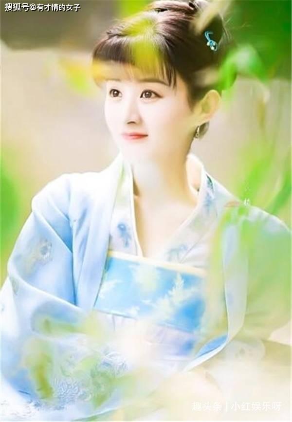 原创             都是空气刘海,躲过赵丽颖、避开杨紫,看到热巴和杨幂:太丑了!
