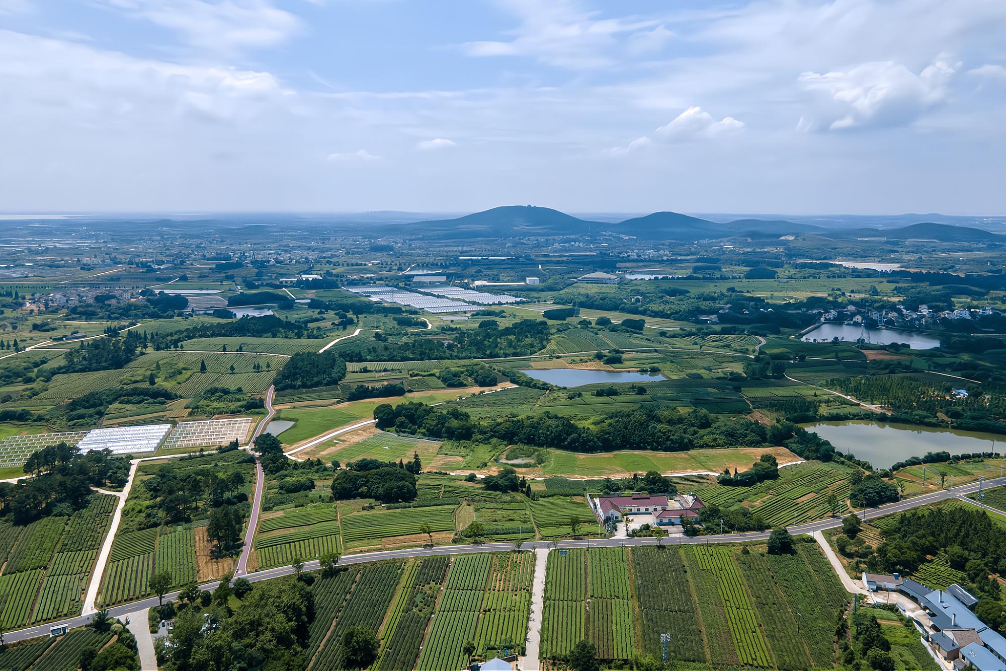 """南京高淳藏着一个美丽乡村,景色美如""""世外桃源"""",知道的人不多"""
