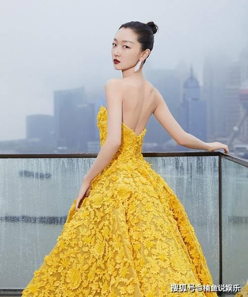 倪妮baby关晓彤佟丽娅等5位女星礼服全撞色,这是约好的?