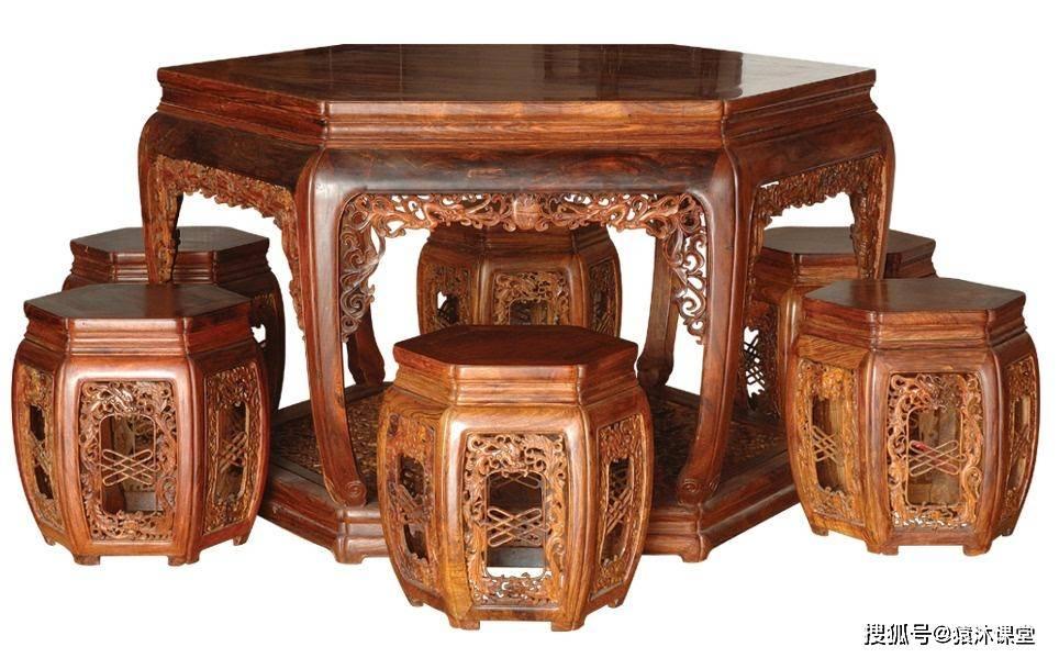 家具设计培训告诉你红木家具如何选才正确!