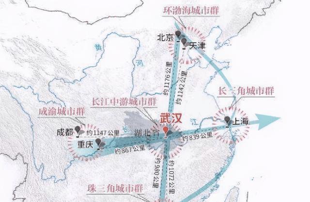 武汉九省通衢,孙中山的理想定都之处,但为何没有王朝定都于此?