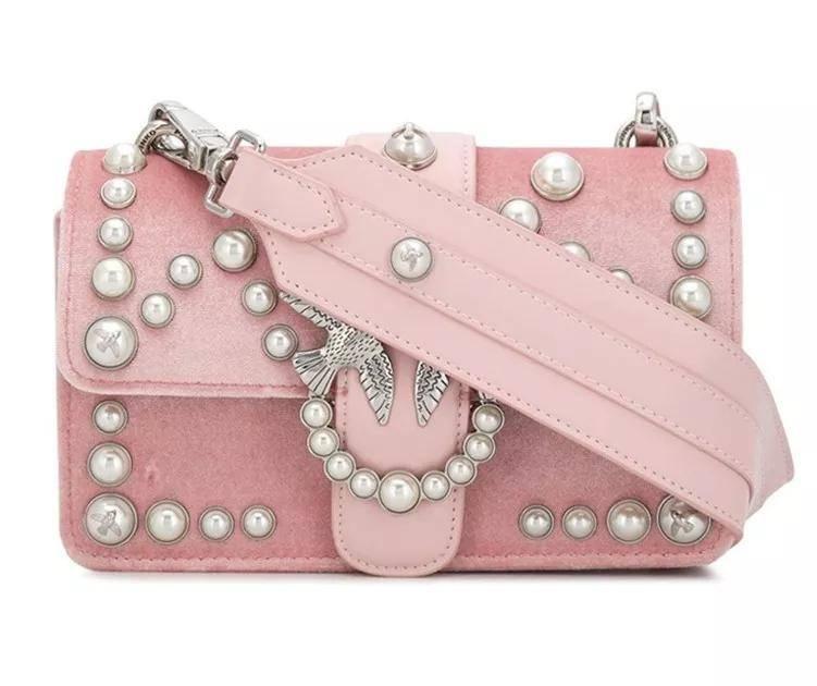 2021粉色系包包推荐 少女心爆棚的粉色系包包~