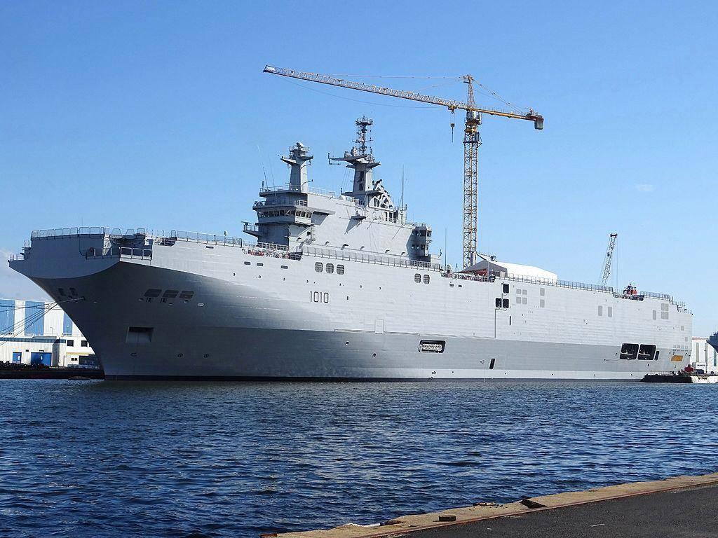一口气上马两艘直升机航母!七年内服役:隐形无人机上舰战力倍增