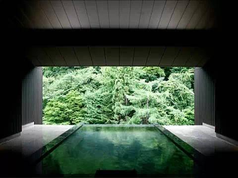 日本最具和风气息的15家顶级温泉酒店,一个比一个高逼格!