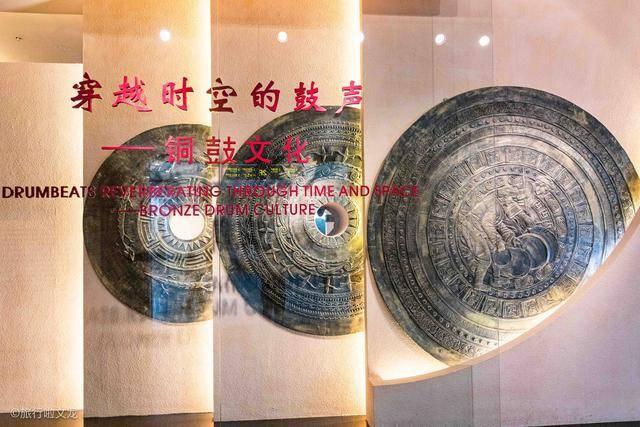 原创             以壮族为主的南宁,到这里旅游,第一站要去广西民族博物馆