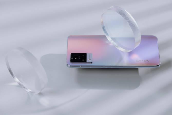 vivo S9开箱:7.35mm轻薄机身 给自拍减负