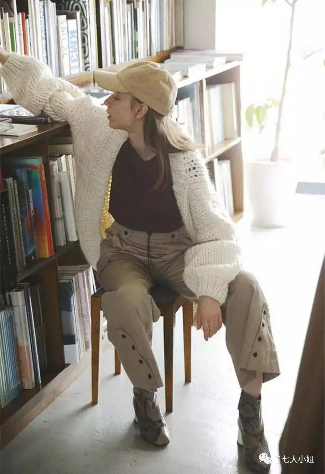 """毛衣+阔腿裤,让你秒变""""气质精""""!"""