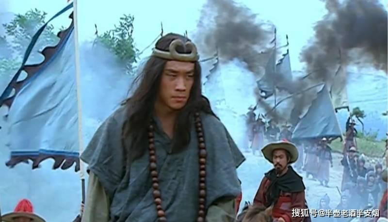 原来胡找到了对付卢和杨志的办法。他怎样才能赢得与宋武的一对一的战斗?