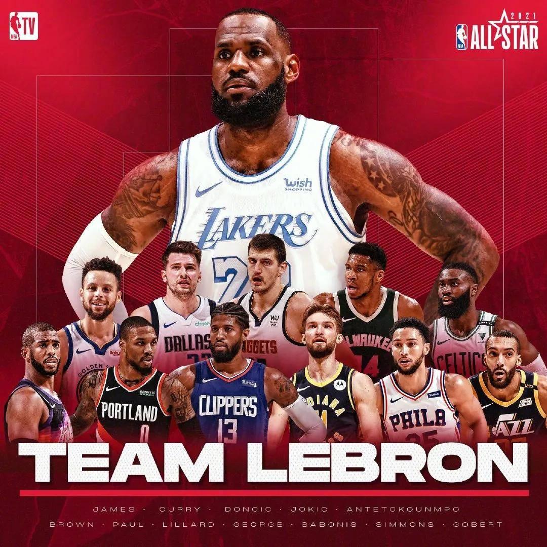 全NBA等了整整12年!詹姆斯库里终于合体!最惨的却是他俩