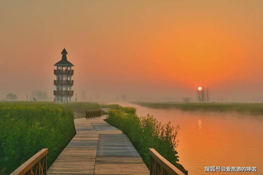比苏杭安逸、比扬州好吃!它才是江苏最安逸城市,累了去小住几天