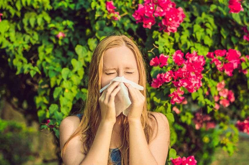 春天一到,为何有人想砍掉自己的鼻子?做好4件事,享受大好春光