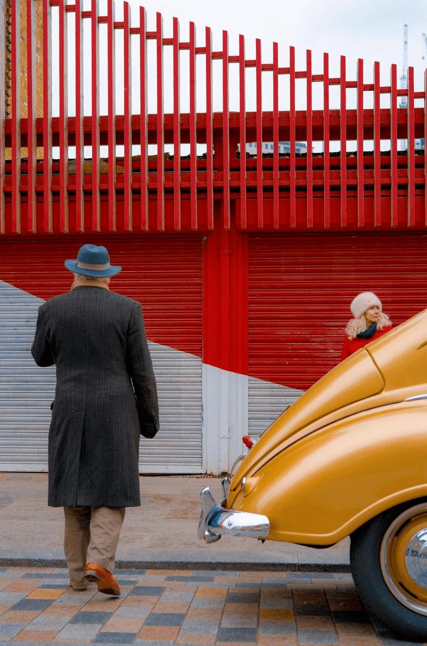 漫步伦敦,遇见最为生活的街头色彩!