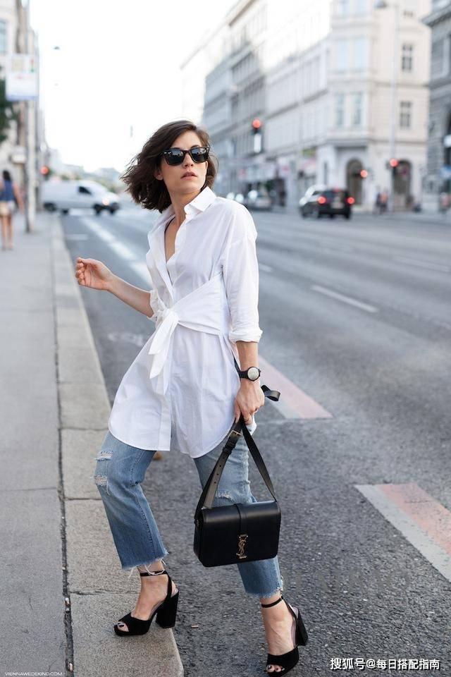 为什么别人穿衬衫高级,你穿却普通?这才是衬衫的正确打开方式!