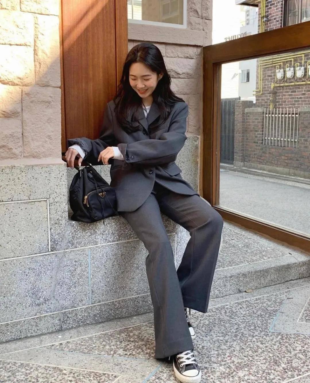 打工人春天通勤气质穿搭,干练时尚知性优雅,升职加薪全靠它!