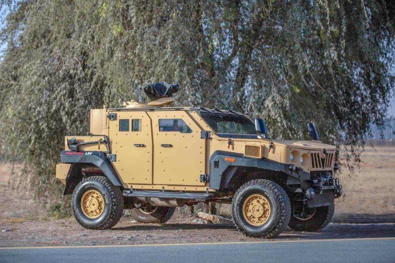 照顾本国企业生意?印度采购1300辆轮式装甲车,总价高达1056亿