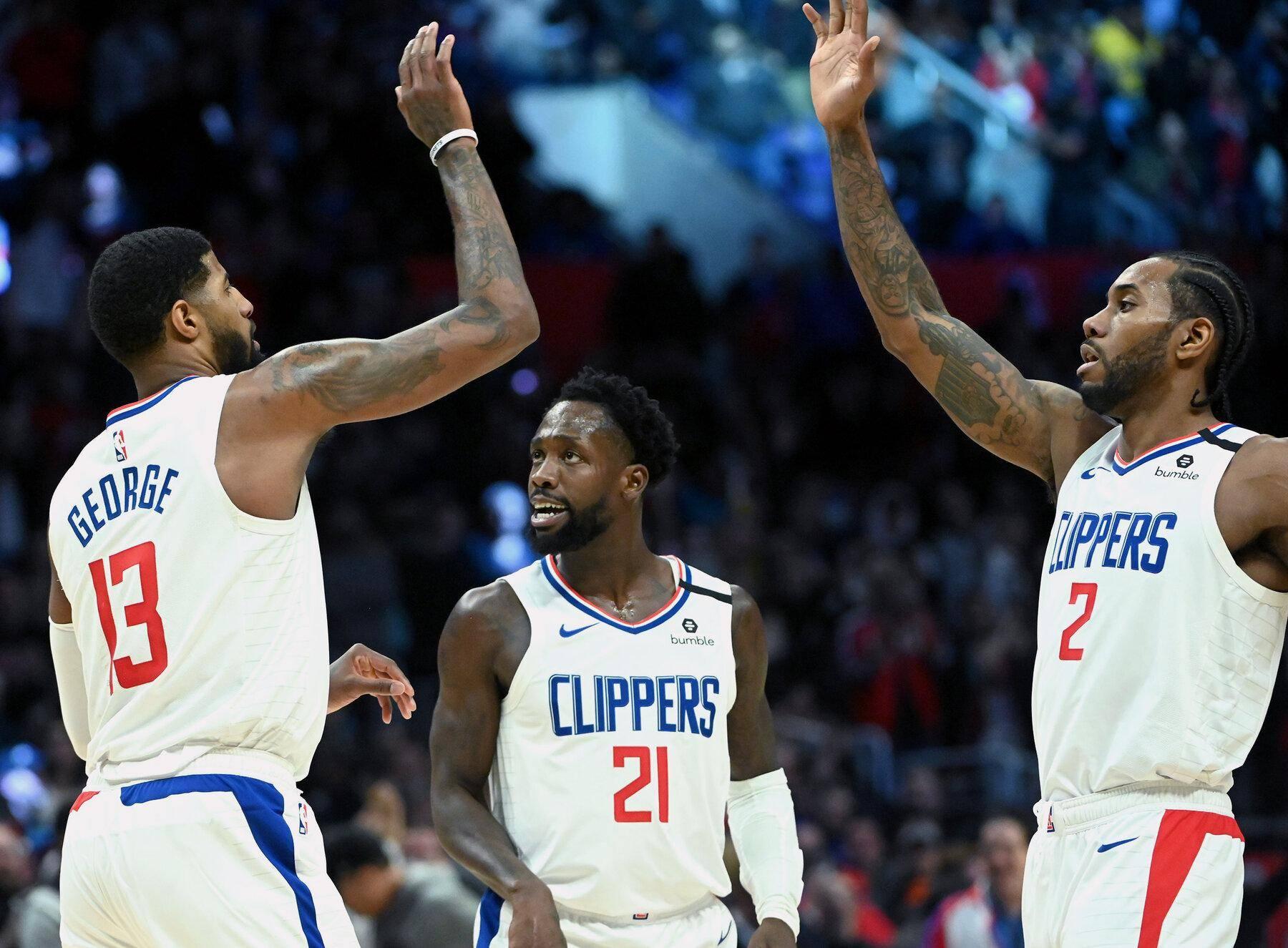 NBA:洛杉矶快船 VS 密尔沃基雄鹿,周一篮球赛事前瞻