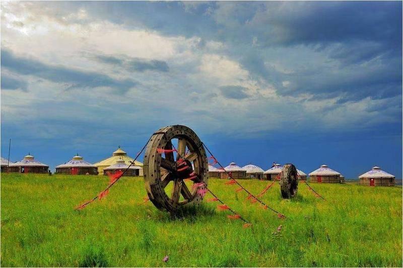 遨游蓝天的穹谷,呼伦贝尔策马同行 ,呼伦贝尔旅游大草原攻略