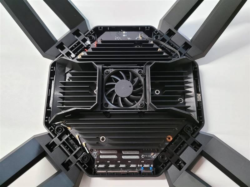小米AX9000路由器评测:三频12天线 USB再无遗憾 999元的照片 - 13