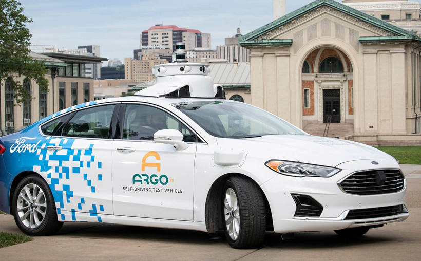 自动驾驶初创公司Argo AI或今年上市 为商业化技术引资