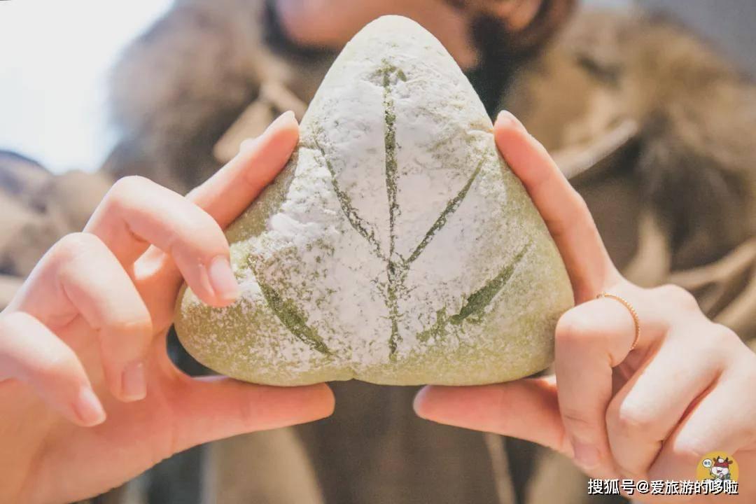 青岛春日抹茶地图来了!这抹绿不会让你发慌!