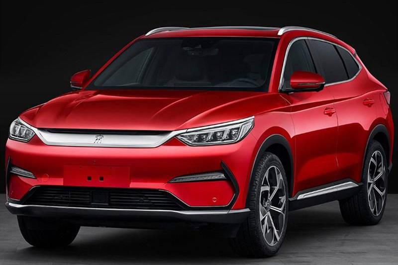 全面换装刀片电池,起价不足十万元,比亚迪三款纯电动新车上市_方面