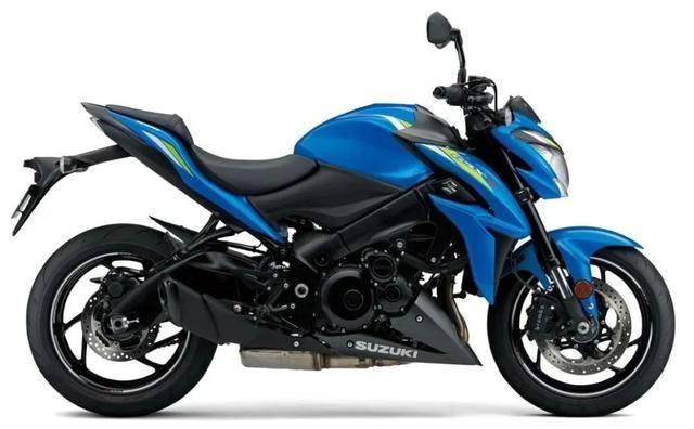 铃木GSX-S1000即将迎来大改款,增加定风翼头灯造型犀利!