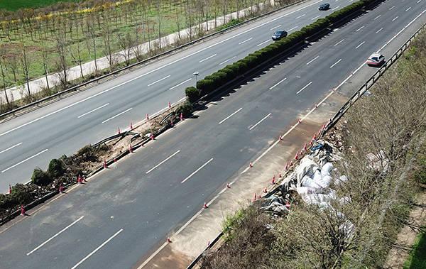 沈海高速11死事故原因初步查明:货车轮胎脱落,后车避让失控