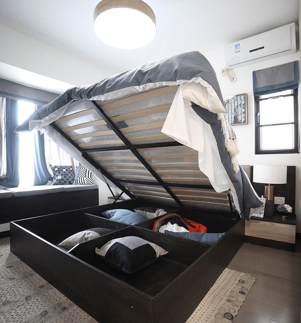 换季大作战,5个百盛娱乐法式搞定睡房收纳