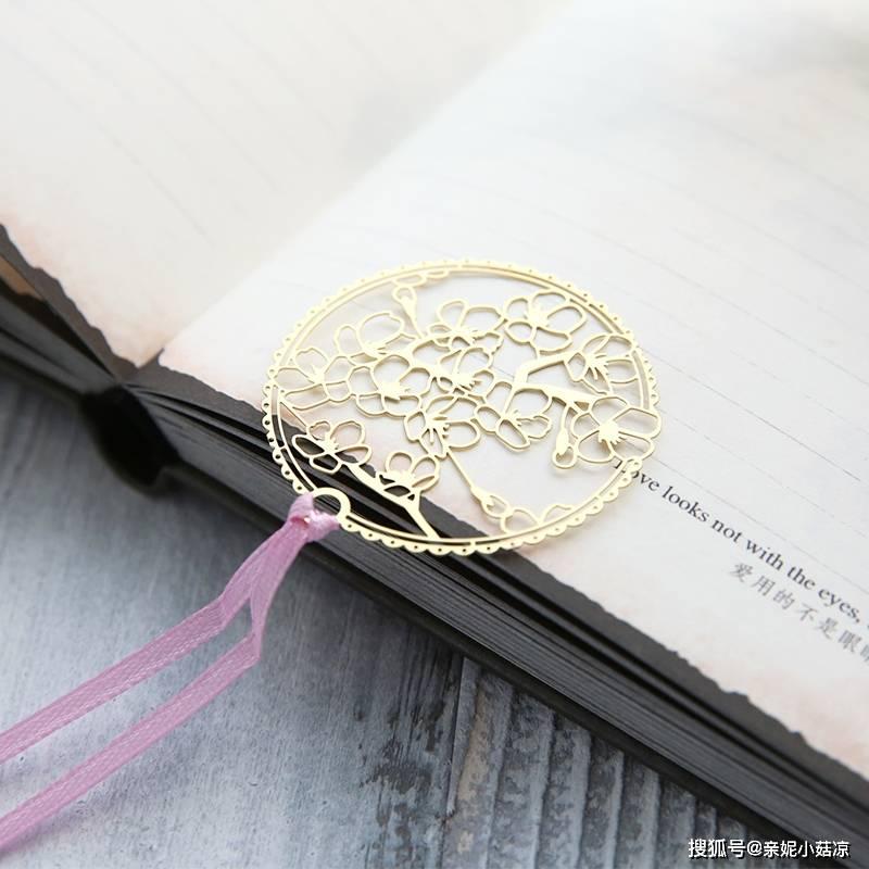 十二星座专属的古风书签,狮子座像个簪子,天秤座是魔法羽毛!  第7张