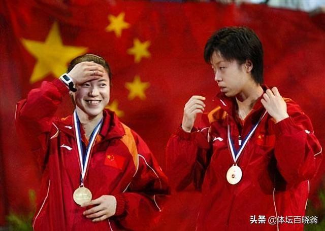她为国乒夺奥运首金,因拒绝让球