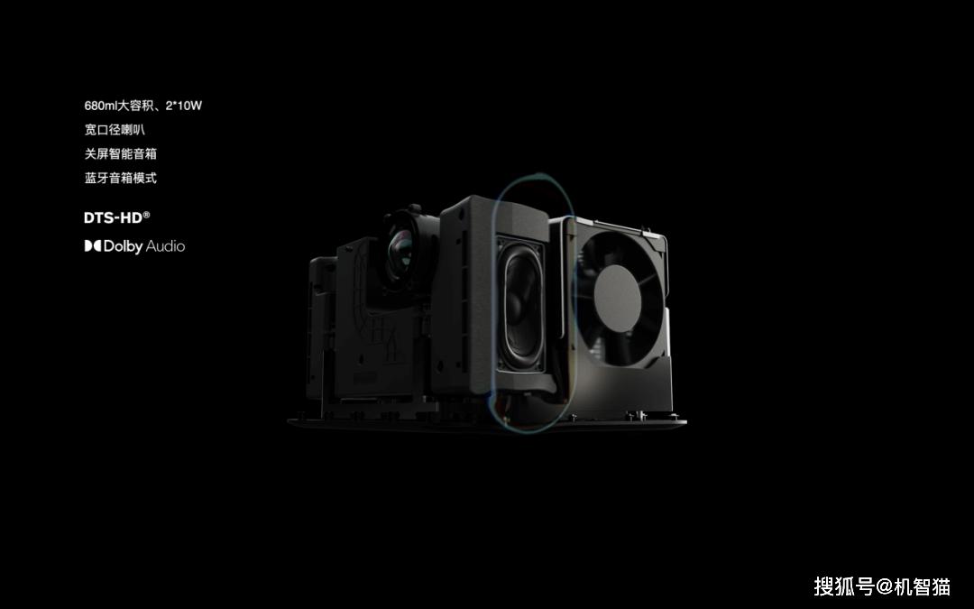 投影亮度破纪录,当贝发布激光投影X3