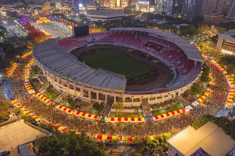 新赛季中超赛程今日公布 揭幕战定档广州德比