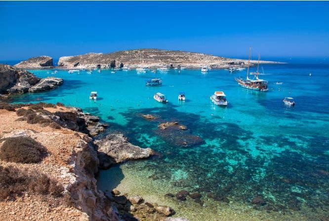马耳他三个城市