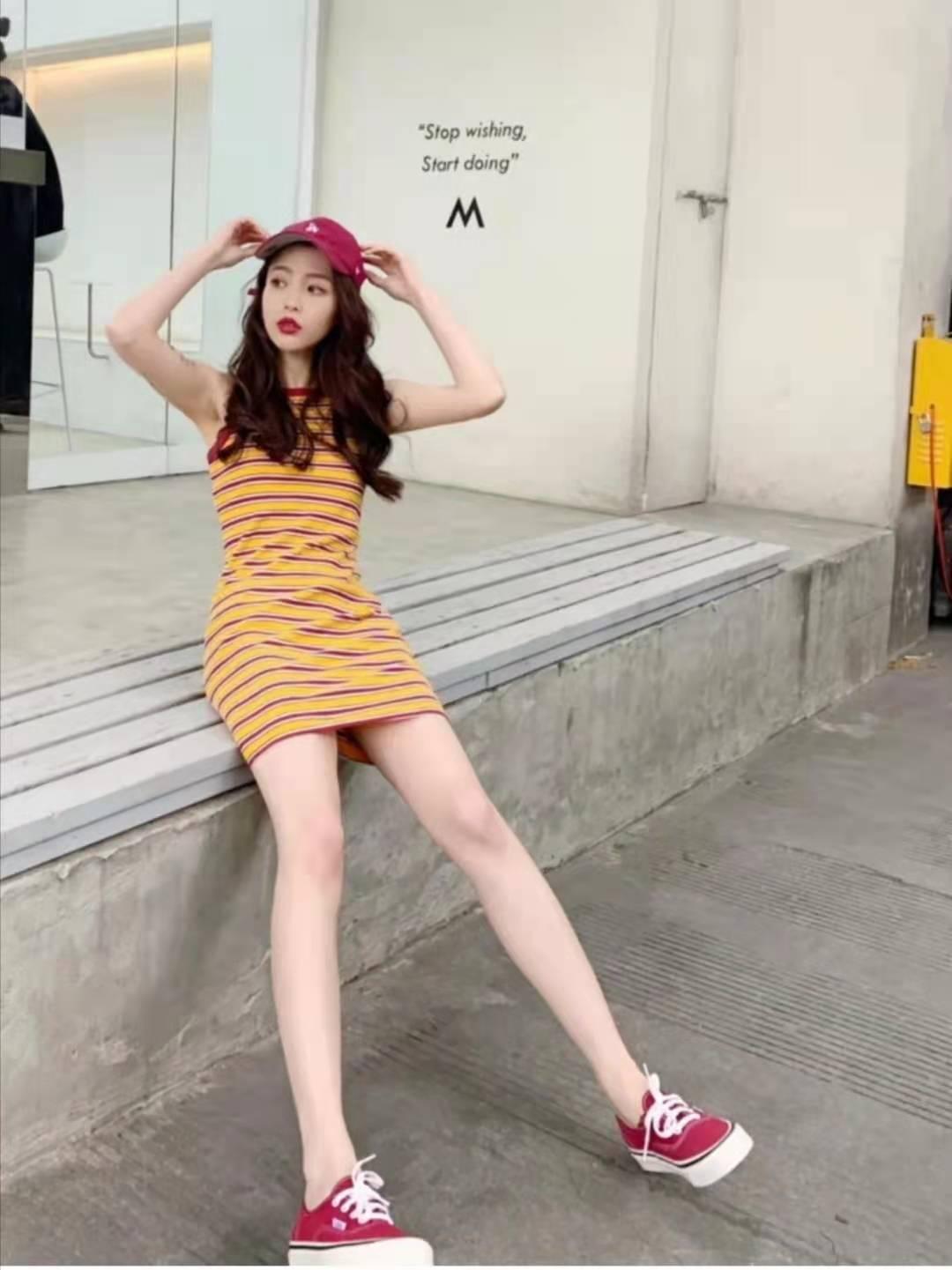 夏天裙子搭配什么鞋子好看