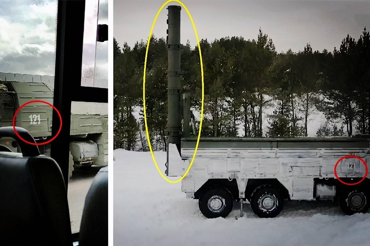 俄军战术导弹抵达乌克兰边境,可搭载核弹头,用实际行动警告乌方