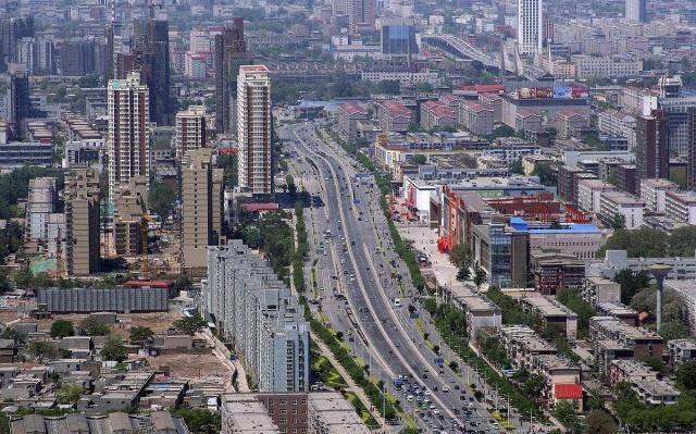 """百亿投资降临石家庄,高将达450米""""称霸""""河北,网友:未来可期"""