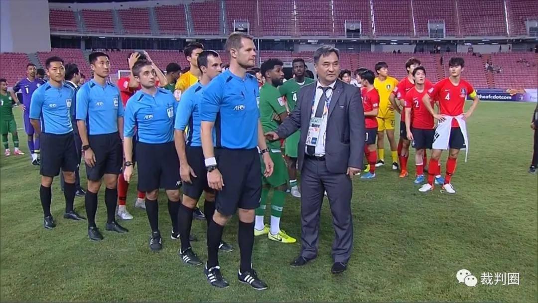 时隔448天!中国裁判再度亮相国际赛场 执法亚冠小组赛