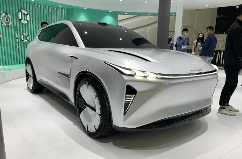 2021上海车展,新车上市,十几万到几十万不等