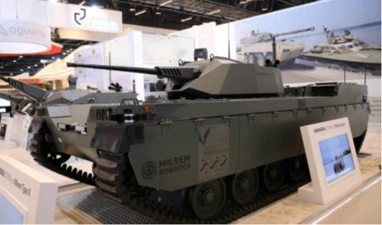 一无人车辆X型地面无人战车2021年4月23日 无人车 第3张