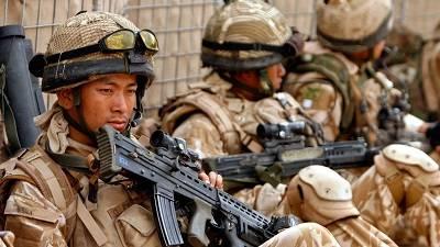 廓尔喀人口_他们是英国人心目中最强悍的兵团,英军中的明珠,然而却败给了中